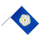 Yorkshire new - Hand Waving Flag ECO 2x3 ft