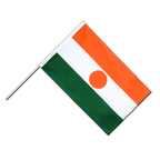 Niger - Hand Waving Flag ECO 2x3 ft