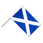 Scotland - Hand Waving Flag ECO 2x3 ft