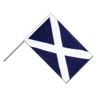 Scotland navy - Hand Waving Flag ECO 2x3 ft