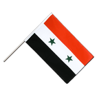Syria - Hand Waving Flag ECO 2x3 ft