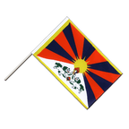 Tibet - Hand Waving Flag ECO 2x3 ft