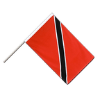Trinidad and Tobago - Hand Waving Flag ECO 2x3 ft