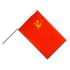 USSR Soviet Union - Hand Waving Flag ECO 2x3 ft