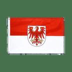 Brandenburg - Hissfahne VA Ösen 60 x 90 cm