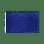 Pavillon Unicolore Bleu Oeillets PRO - 60 x 90 cm