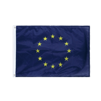 European Union EU - Grommet Flag PRO 2x3 ft