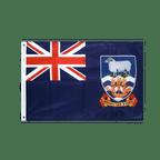 Falkland Inseln - Hissfahne VA Ösen 60 x 90 cm