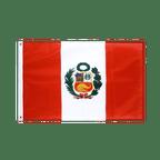 Peru - Hissfahne VA Ösen 60 x 90 cm