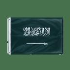 Pavillon Arabie Saoudite Oeillets PRO - 60 x 90 cm