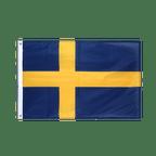 Schweden - Hissfahne VA Ösen 60 x 90 cm