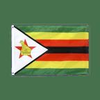 Pavillon Zimbabwe Oeillets PRO - 60 x 90 cm