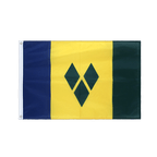 Saint Vincent and the Grenadines - Grommet Flag PRO 2x3 ft