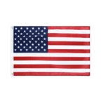 USA - Grommet Flag PRO 2x3 ft