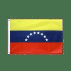 Pavillon Venezuela 8 Etoiles Oeillets PRO - 60 x 90 cm