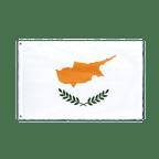 Zypern - Hissfahne VA Ösen 60 x 90 cm