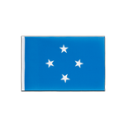Micronesia - Little Flag 6x9""