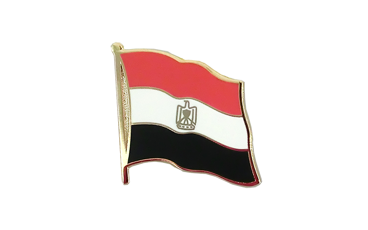 Egypt Flag Lapel Pin