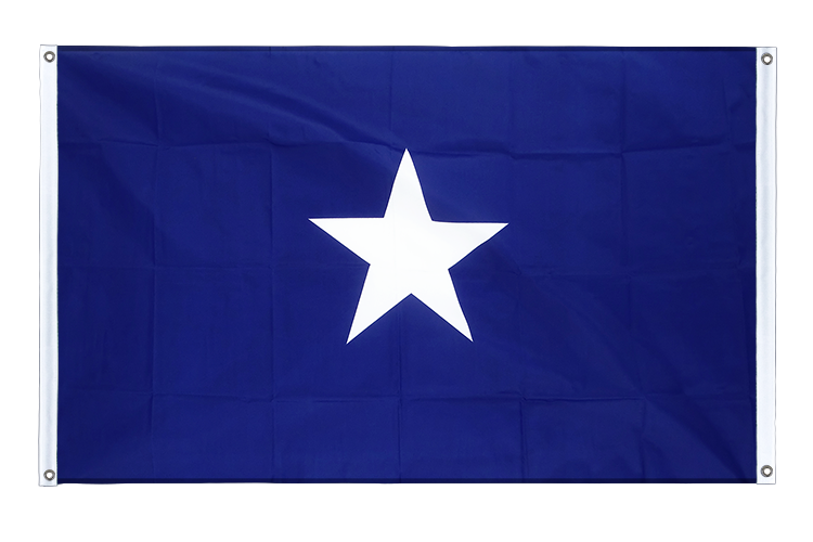 Banner Flag USA Bonnie Blue Mississippi 1861 - 3x5 ft (90x150 cm), landscape