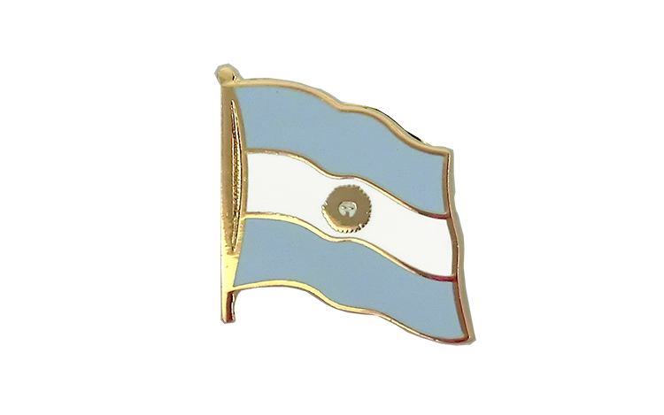 Flag Lapel Pin Argentina