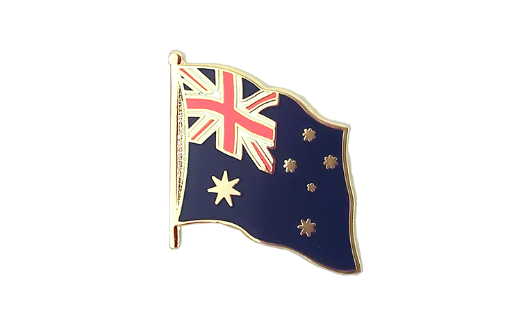 Flag Lapel Pin Australia