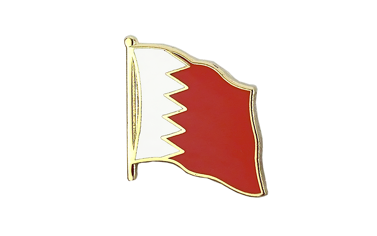 Flag Lapel Pin Bahrain
