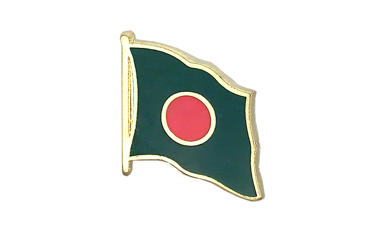 Flag Lapel Pin Bangladesh
