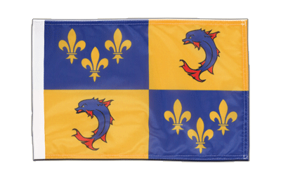 Dauphiné - 12x18 in Flag