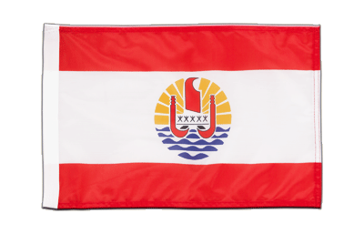 French Polynesia - 12x18 in Flag