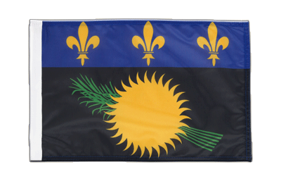 Small Flag Guadeloupe - 12x18""