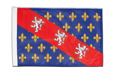 County of La Marche - 12x18 in Flag