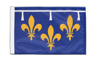 Small Orléanais Flag - 12x18""