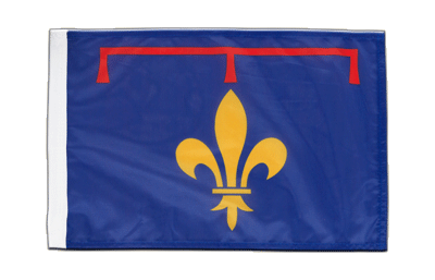 Provence - 12x18 in Flag