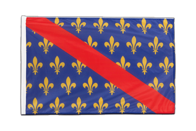 Sleeved Flag PRO Bourbonnais - 2x3 ft