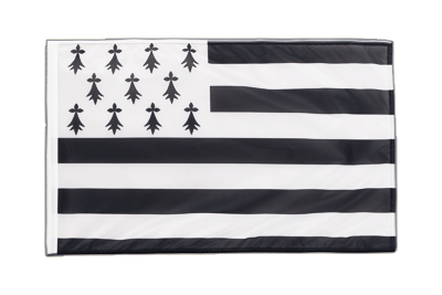 Sleeved Flag PRO Brittany - 2x3 ft