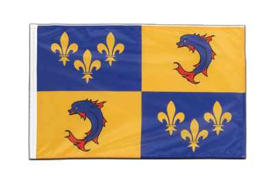 Sleeved Flag PRO Dauphiné - 2x3 ft
