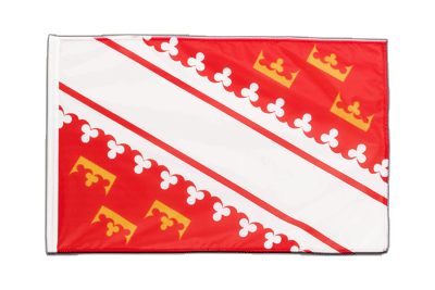 Sleeved Flag PRO Alsace - 2x3 ft