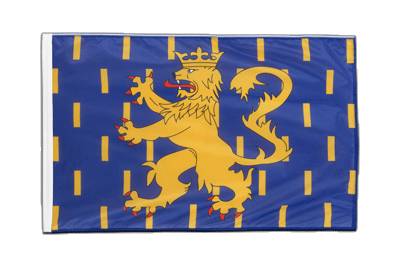 Sleeved Flag PRO French Comte - 2x3 ft
