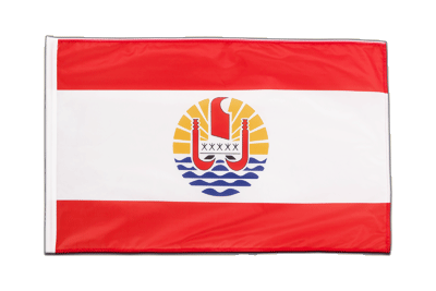 Sleeved Flag PRO French Polynesia - 2x3 ft