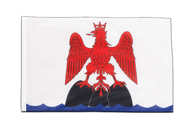 Sleeved Flag PRO County of Nice - 2x3 ft