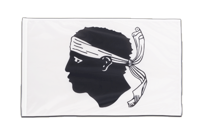 Sleeved Flag PRO Corsica - 2x3 ft