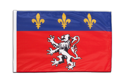 Sleeved Flag PRO Lyon - 2x3 ft
