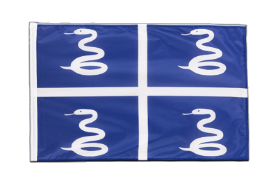Sleeved Flag PRO Martinique - 2x3 ft