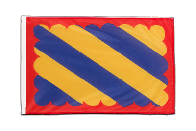 Sleeved Flag PRO Nivernais - 2x3 ft