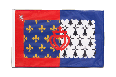 Sleeved Flag PRO Pay de la Loire - 2x3 ft