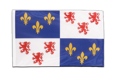 Sleeved Flag PRO Picardie - 2x3 ft