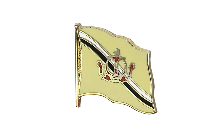 Flag Lapel Pin Brunei