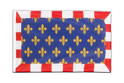 Sleeved Flag PRO Touraine - 2x3 ft