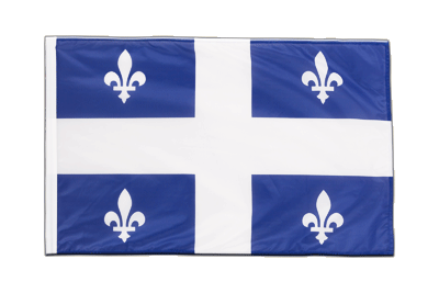 Sleeved Flag PRO Quebec - 2x3 ft