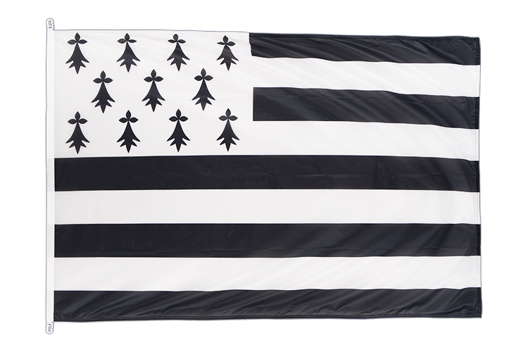 Flag PRO Brittany - 100 x 150 cm